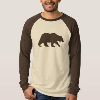 Oso grizzly playera