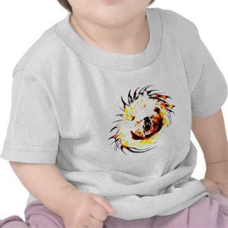 Oso grizzly camiseta