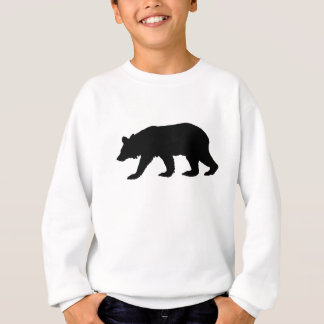 Oso grizzly sudadera