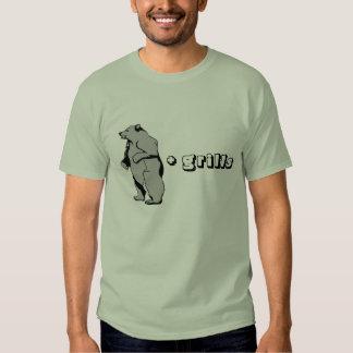 Oso Grylls/parrillas Poleras