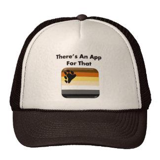 Oso: Hay un App para eso Gorro De Camionero
