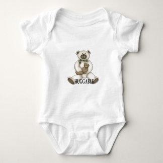 oso huggable body para bebé