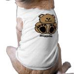 Oso Huggable Camisa De Mascota