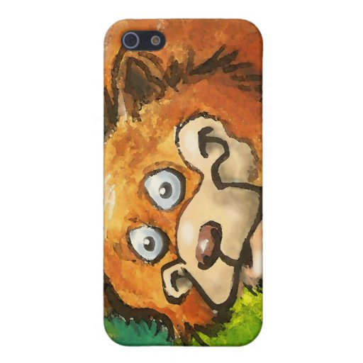 Oso iPhone 5 Protectores