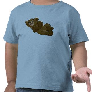 Oso Koda de Brother que miente abajo Disney Camiseta