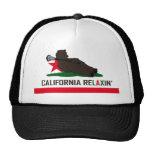 Oso LaCrosse de California Gorra