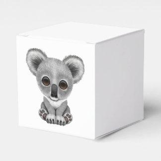Oso lindo Cub de koala del bebé Paquetes Para Detalles De Bodas