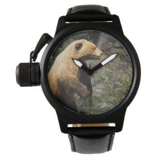 Oso orgulloso relojes