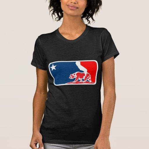 oso plain.png de California de la primera división Camiseta