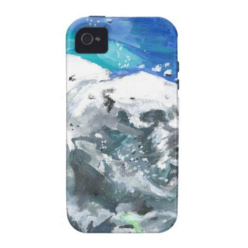 oso polar 2 Case-Mate iPhone 4 carcasa