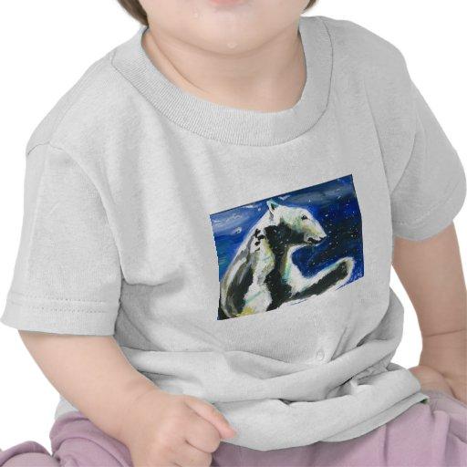 Oso polar 3 camisetas