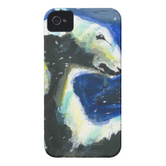 Oso polar 3 Case-Mate iPhone 4 coberturas