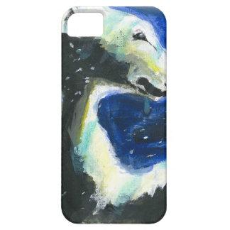 Oso polar 3 iPhone 5 cárcasas