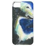Oso polar 3 iPhone 5 carcasas