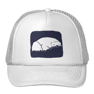 Oso polar - ahorre la tierra gorros