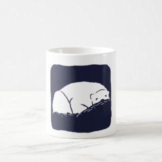 Oso polar - ahorre la tierra taza