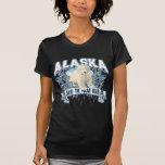 Oso polar Alaska Camisetas