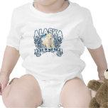 Oso polar Alaska Traje De Bebé
