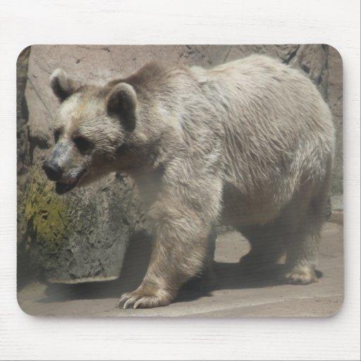 Oso polar alfombrilla de raton
