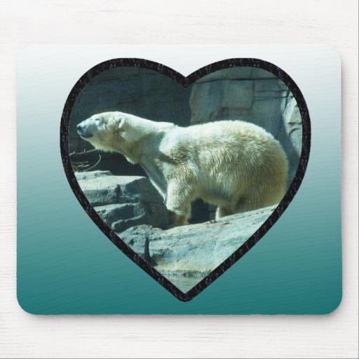 Oso polar: Berlín Alfombrillas De Raton