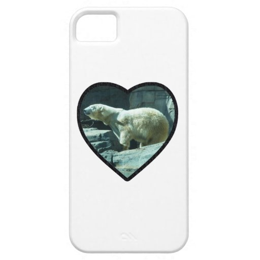 Oso polar: Berlín iPhone 5 Case-Mate Cobertura