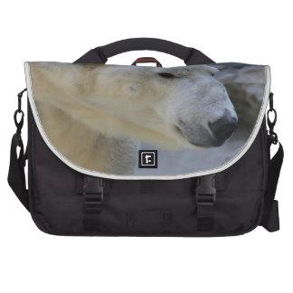 Oso polar bolsa para ordenador