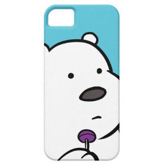 Oso polar - caja del teléfono funda para iPhone SE/5/5s