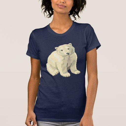 Oso polar camiseta
