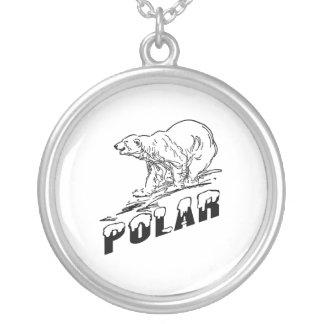 Oso polar colgantes