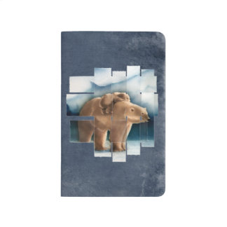 Oso polar cuaderno