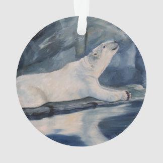 Oso polar de rogación