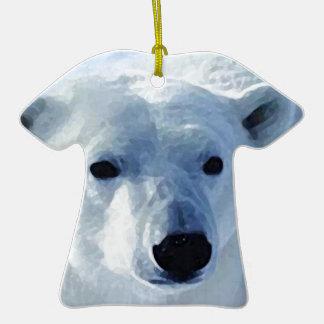 Oso polar ornamentos para reyes magos