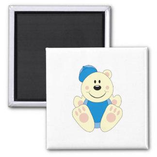 Oso polar del béisbol del bebé de Cutelyn Iman De Nevera