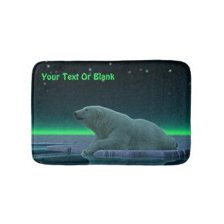 Oso polar del borde del hielo