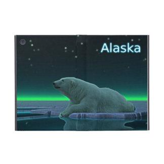 Oso polar del borde del hielo iPad mini protectores