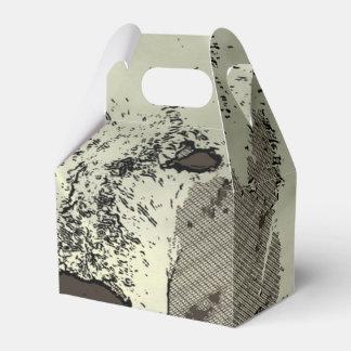 oso polar fresco cajas para regalos