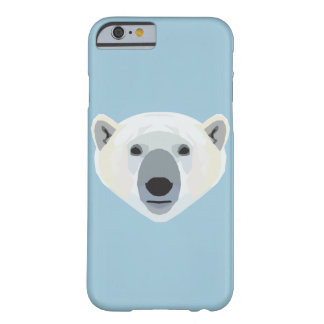Oso polar funda barely there iPhone 6