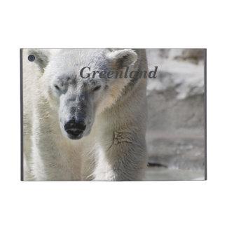 Oso polar iPad mini cobertura