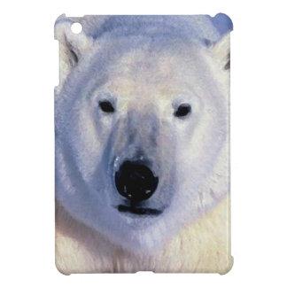 Oso polar iPad mini funda