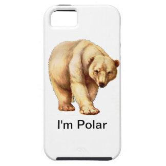 Oso polar funda para iPhone SE/5/5s