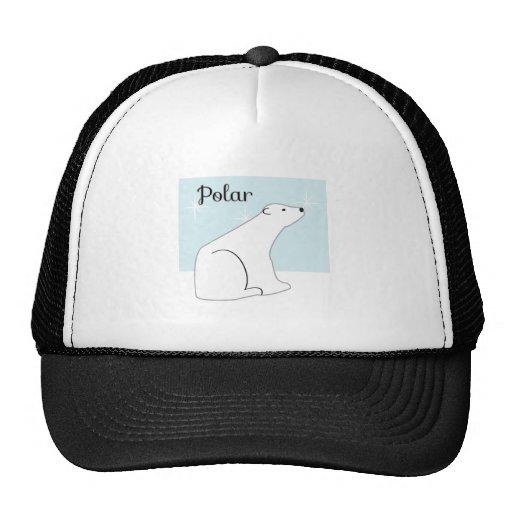 Oso polar gorras