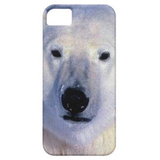 Oso polar iPhone 5 funda