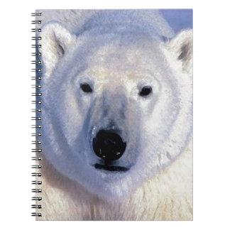 Oso polar cuadernos