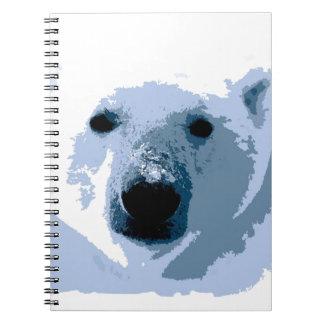 Oso polar libro de apuntes