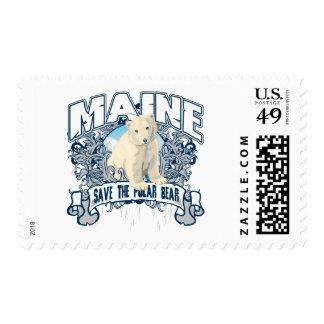 Oso polar Maine Franqueo