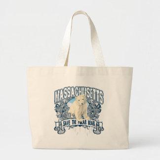 Oso polar Massachusetts Bolsa