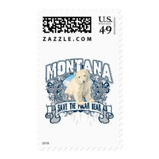Oso polar Montana Franqueo