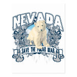 Oso polar Nevada Postal