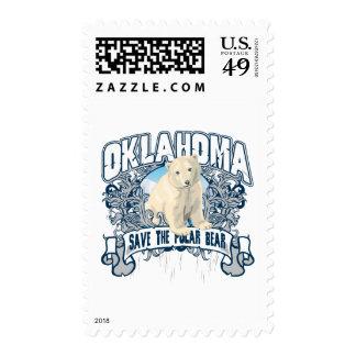Oso polar Oklahoma Sello