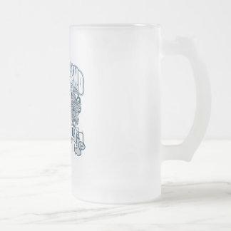 Oso polar Rhode Island Jarra De Cerveza Esmerilada
